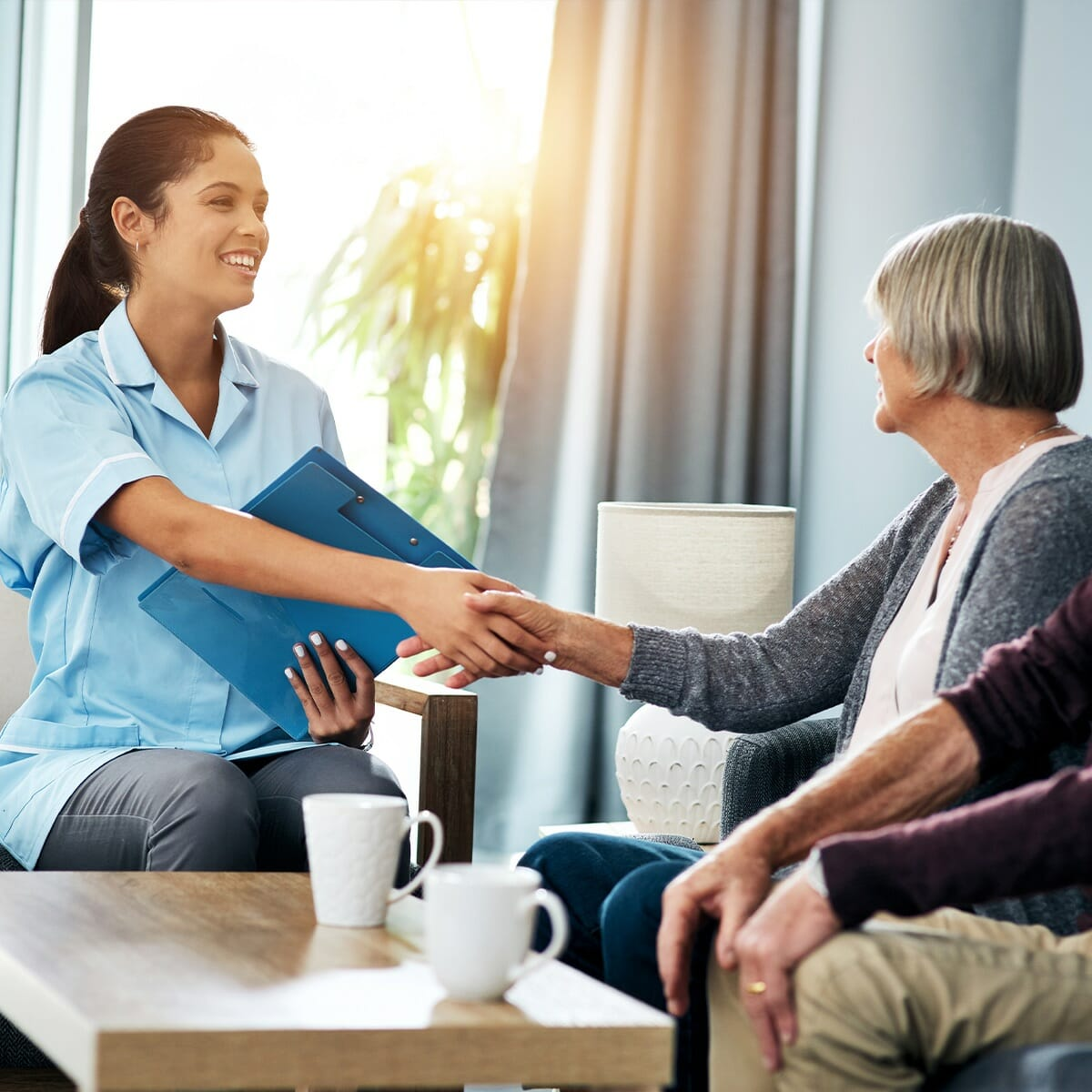 Can a Nursing Home Take Your Life Insurance?   Fidelity Life